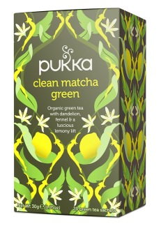 Clean Matcha Green -