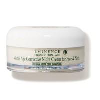 Monoi Age Corrective Night Cream for Face and Neck