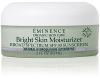 Eminence organics bright skin moisturizer
