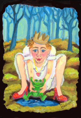 sessa i skogen