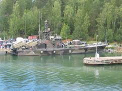 Gålöbasen - Veteranflottiljens hemma hamn