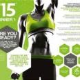 Forever Living F15 Beginner - 15 dagars Fitnessprogram (92:-/dag) - F15 Beginner 1 & 2 - Choklad