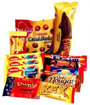 Chokladlådan XL - Chokladlådan XL