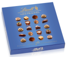 Chokladlådan Lindt Minipraliner