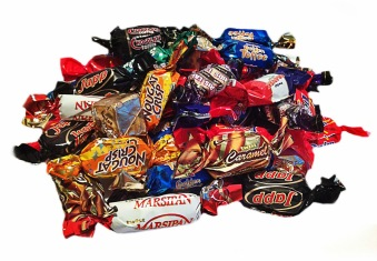 Chokladlådan Twist XXL-DUBBEL -