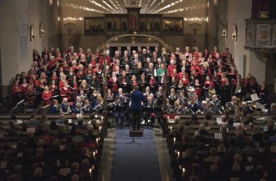 Foto: Henrik Dahnkvist, Högalidskyrkan 2011