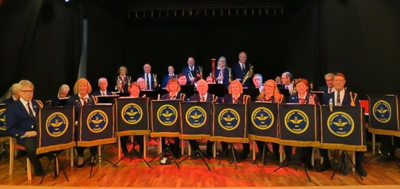 Konsert i Huddinge församlingshus 8 december 2012
