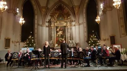 Julkonsert 2018 i S:ta Clara kyrka