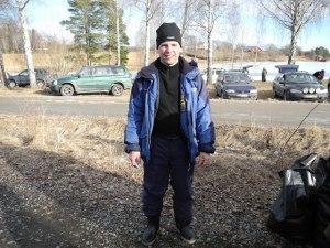 Bilden är hämtad ifrån Falubygdens blogg och är tagen efter Stefan seger på fjolårets Borlängemästerskap