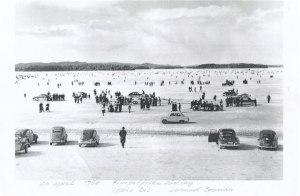 Ryssafjärden, Siljan. Året var 1957