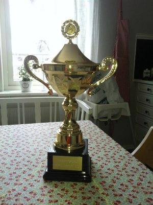 Vandringspriset i Pimpelsport Cup