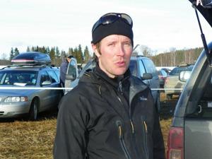 Ledaren i HS Björn Kajs.   Foto: Anna Matsson
