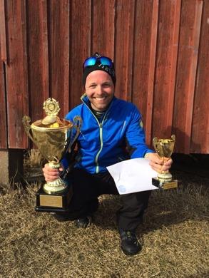 Vinnare i 2015 års Pimpelsport cup, Martin Södergårds