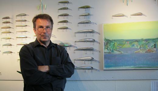 Henry Hermansson har vigt sitt liv åt fiske. Nu delger han sina kunskaper i fiske efter norsabborre