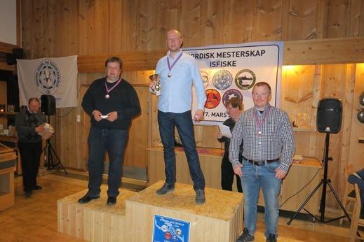 Norge i topp i NM 2017!