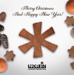 PMC's sponsor Norfin önskar alla mormyskafiskare God Jul och Ett Gott Nytt År!