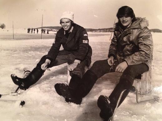 1977 tampades Mats med Lasse Sundberg om SM-guldet och gick förlorande ur striden. I år, 40 år senare, kom totalsegern i SM!