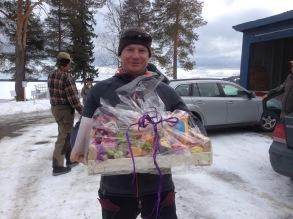 Vinnare i öppna klassen 2018, Jesper Dyberg, Nora gyttorp