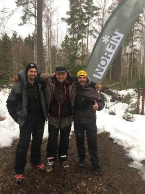 Johan Axelsson, Thomas Axelsson, Marino Sanvincenti