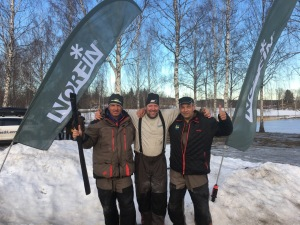 Pavel Chaloupka, Jimmi Bornström, Thomas Axelsson