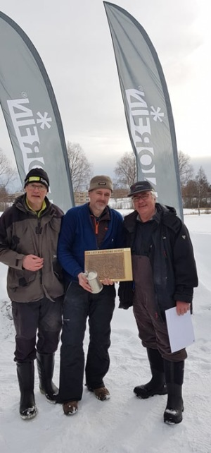 Mats-Arne Axelsson, Anders Thuresson, Leif Lind