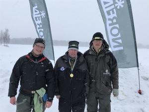 Tobias Lind, Thomas Axelsson, Mats-Arne Axelsson