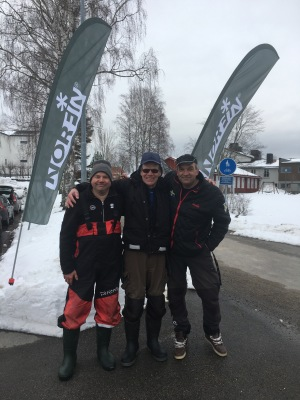 Mikael Jonsson, Bengt Forsling, Thomas Axelsson