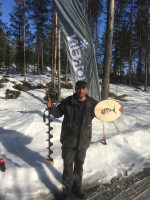 Vinnare av PMC 2019: Thomas Axelsson.