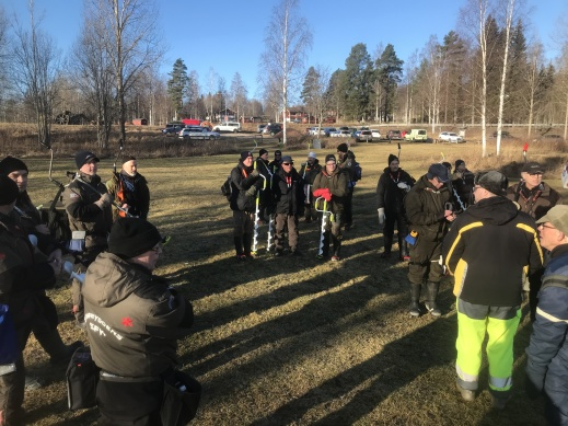 Genomgång inför PMC6, Mormyskafestivalen söndag på Opplimen.
