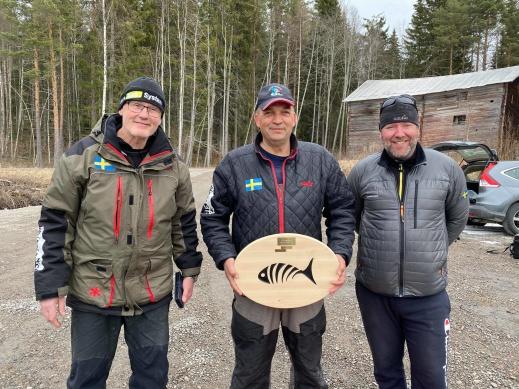 Mats-Arne Axelsson, Thomas Axelsson, Jimmi Bornström