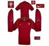 PORTUGALs hemmatröja i Tyskland-VM 2006