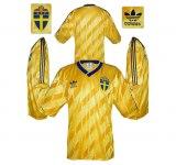 SVERIGEs hemmatröja i Italien-VM 1990