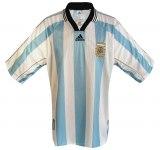 ARGENTINAs hemmatröja i Frankrike-VM 1998 front
