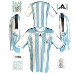 ARGENTINAs hemmatröja i Tyskland-VM 2006