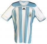 ARGENTINAs hemmatröja i Tyskland-VM 2006 front