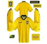 BRASILIENs hemmatröja i USA-VM 1994