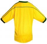 BRASILIENs hemmatröja i Frankrike-VM 1998 rygg