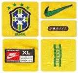 BRASILIENs hemmatröja i Frankrike-VM 1998 detaljer