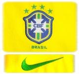 BRASILIENs hemmatröja i Sydkorea/Japan-VM 2002 detaljer
