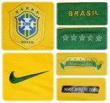 BRASILIENs hemmatröja i Tyskland-VM 2006 detaljer