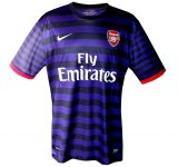 ARSENALs andratröja 2012 - 2013 front