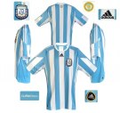 ARGENTINAs hemmatröja i Sydafrika-VM 2010