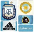 ARGENTINAs hemmatröja i Sydafrika-VM 2010 detaljer
