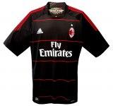 A. C. MILANs tredje tröja 2010 - 2011 front