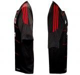 A. C. MILANs tredje tröja 2010 - 2011 sida
