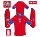 COSTA RICA hemmatröja i Sydkorea/Japan-VM 2002