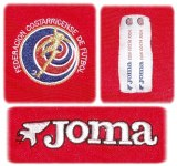 COSTA RICA hemmatröja i Sydkorea/Japan-VM 2002 detaljer