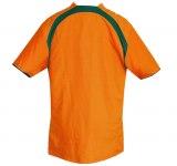 ELFENBENSKUSTENs hemmatröja i Tyskland-VM 2006 rygg