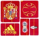 SPANIENs hemmatröja i Tysklands-VM 2006 detaljer