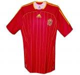 SPANIENs hemmatröja i Tysklands-VM 2006 front
